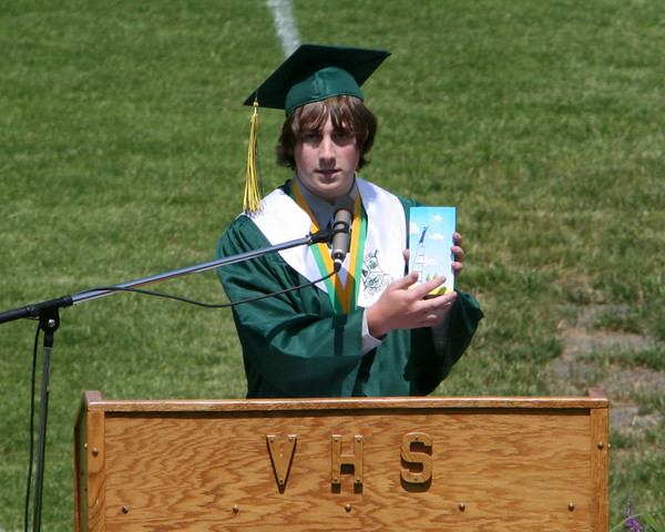 6078 VHS Graduation 2009