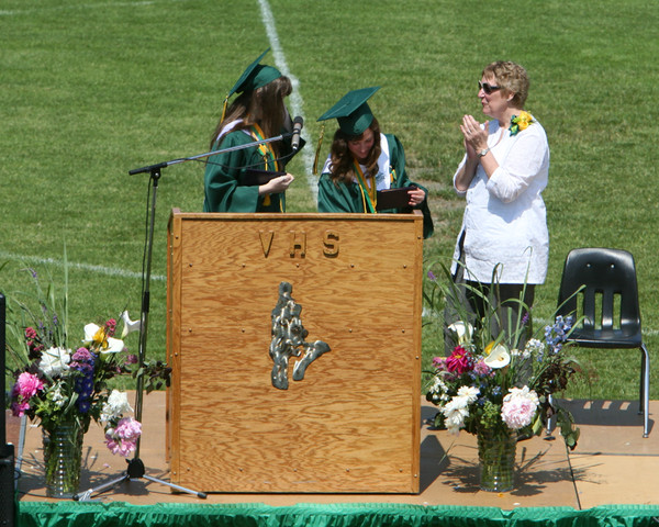 6182 VHS Graduation 2009