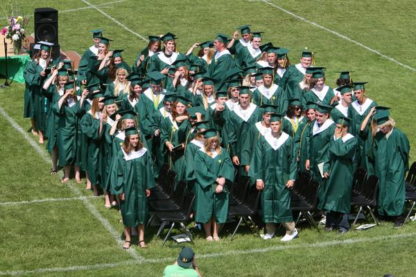 6568 VHS Graduation 2009