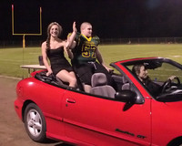 5342 VHS Homecoming Court 2010