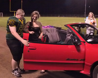5349 VHS Homecoming Court 2010