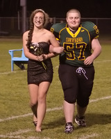 5891 VHS Homecoming Court 2010