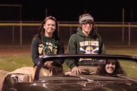 6228 VHS Homecoming Court 2010