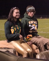 6452 VHS Homecoming Court 2010