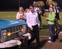 7368 VHS Homecoming Court 2010
