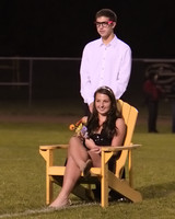 7387 VHS Homecoming Court 2010
