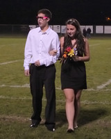 7456 VHS Homecoming Court 2010