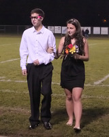 7457 VHS Homecoming Court 2010