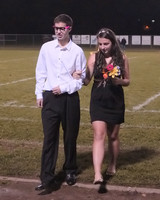 7458 VHS Homecoming Court 2010