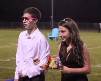 7461 VHS Homecoming Court 2010