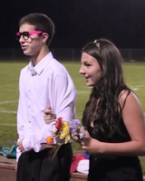 7462 VHS Homecoming Court 2010