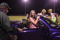 8384 VHS Homecoming Court 2010
