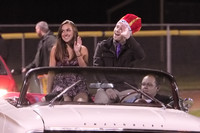 9249 VHS Homecoming Court 2010