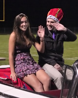 9404 VHS Homecoming Court 2010