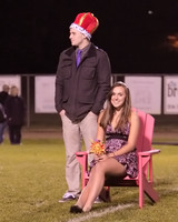 9444 VHS Homecoming Court 2010