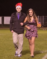 9449 VHS Homecoming Court 2010