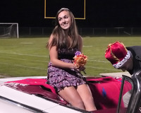 9500 VHS Homecoming Court 2010