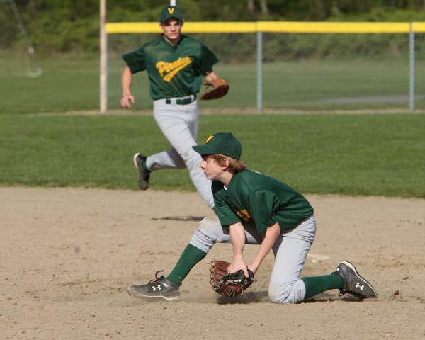 4909 JV Baseball v CWA 041410