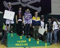 4531 Rock Island Wrestling Tournament 122809