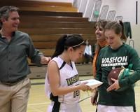 2735 VHS Cheer and Basketball Seniors Night 2010