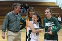 2737 VHS Cheer and Basketball Seniors Night 2010