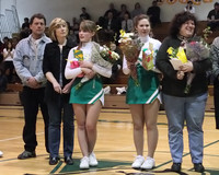2756c VHS Cheer and Basketball Seniors Night 2010