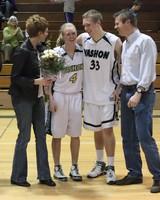 2786 VHS Cheer and Basketball Seniors Night 2010