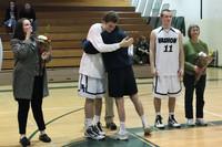 2795 VHS Cheer and Basketball Seniors Night 2010