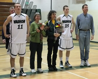 2797 VHS Cheer and Basketball Seniors Night 2010
