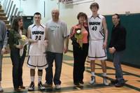 2809a VHS Cheer and Basketball Seniors Night 2010