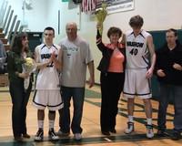 2810b VHS Cheer and Basketball Seniors Night 2010