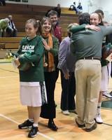 2826 VHS Cheer and Basketball Seniors Night 2010