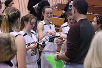 3553 VHS Cheer and Basketball Seniors Night 2010
