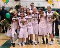 3584 VHS Cheer and Basketball Seniors Night 2010