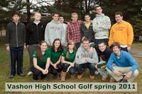 8818-l VHS Golf spring 2011