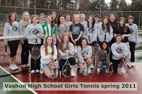 8846-l VHS Girls Tennis spring 2011