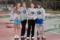 8852 VHS Girls Tennis spring 2011