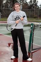 8855 VHS Girls Tennis spring 2011