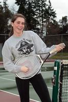 8861 VHS Girls Tennis spring 2011