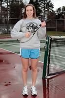 8868 VHS Girls Tennis spring 2011