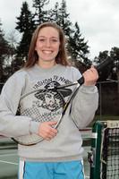 8873 VHS Girls Tennis spring 2011