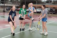 8874 VHS Girls Tennis spring 2011