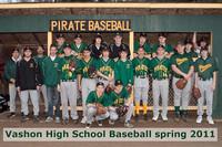 8917-l VHS Baseball spring 2011