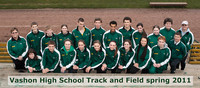 8927-l VHS Track and Field spring 2011