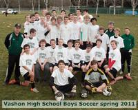 8945-l VHS Boys Soccer spring 2011