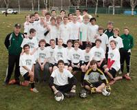 8945 VHS Boys Soccer spring 2011