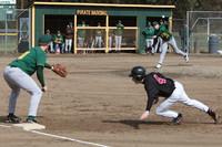 8943 Varsity Baseball v Port Townsend 031310