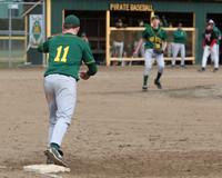 9135 Varsity Baseball v Port Townsend 031310