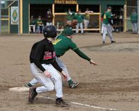 9433 Varsity Baseball v Port Townsend 031310