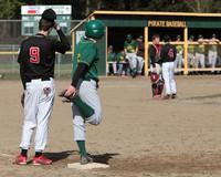 9528 Varsity Baseball v Port Townsend 031310